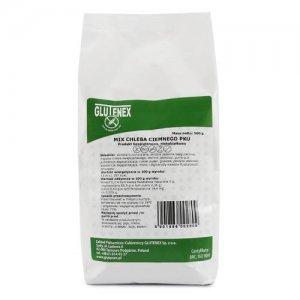 Смесь Glutenex для выпечки черного хлеба PKU 500г