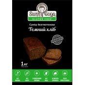 Смесь Sunny Goga для выпечки темного хлеба 1кг