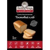 Смесь Sunny Goga для выпечки тостового хлеба 1кг