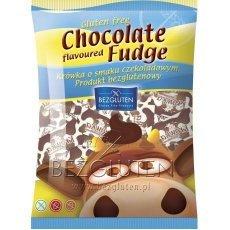 Цукерки Bezgluten Корівка зі смаком какао 200г