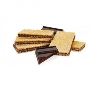 Вафлі Bezgluten з шоколадною начинкою 90г