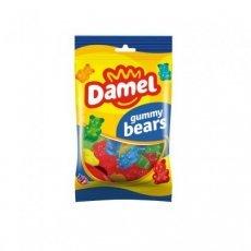 Цукерки жувальні Damel ведмедики 100г