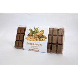 Шоколад Huber с ванильным вкусом PKU 80г,  Huber, Шоколад