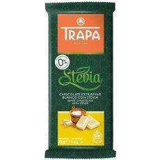 Шоколад Trapa білий DIA 75г