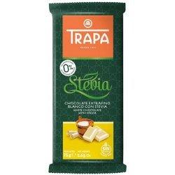 Шоколад Trapa белый DIA 75г,  Trapa, Кондитерские изделия