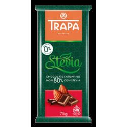Шоколад Trapa темный DIA 75г,  Trapa, Кондитерские изделия