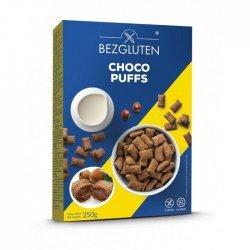 Завтрак Bezgluten подушечки со вкусом лесных орехов 250г,  Bezgluten, Завтраки