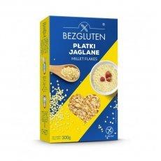 Пластівці Bezgluten пшоняні 300г