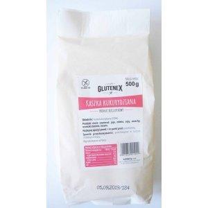 Каша Glutenex кукурузная 500г