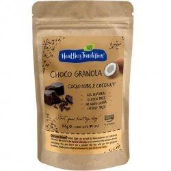Гранола Healthy Tradition с какао-крупкой и кокосом 160г,  Healthy Tradition, Завтраки