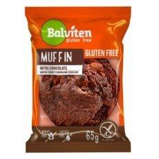 Кекс Balviten зі шматочками шоколаду та какао 65г
