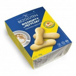 Печенье Bezgluten савойское 90г,  Bezgluten, Печенье