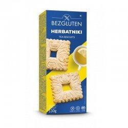 Печенье Bezgluten к чаю 130г,  Bezgluten, Печенье