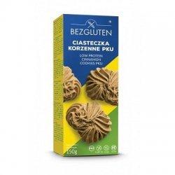Печенье Bezgluten пряное PKU 150г,  Bezgluten, Печенье