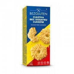 Печенье Bezgluten DIA 130г,  Bezgluten, Кондитерские изделия