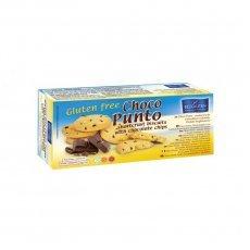 Печенье Bezgluten песочное с кусочками шоколада 130г