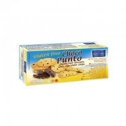 Печенье Bezgluten песочное с кусочками шоколада 130г,  Bezgluten, Кондитерские изделия