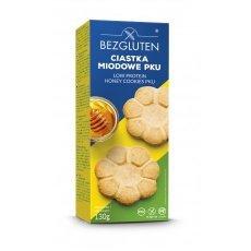 Печенье Bezgluten медовое PKU 130г
