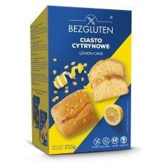 Кекс Bezgluten лимонный 255г