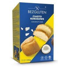 Кекс Bezgluten кокосовий 240г