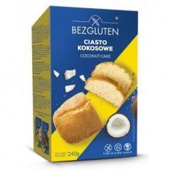 Кекс Bezgluten кокосовый 240г,  Bezgluten, Кексы