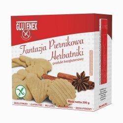 Печенье Glutenex пряничная фантазия 200г,  Glutenex, Печенье