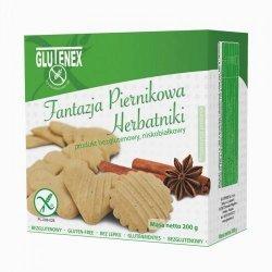 Печенье Glutenex пряничная фантазия PKU 200г,  Glutenex, Печенье