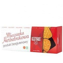 Печенье Glutenex ассорти с шоколадной глазурью 130г,  Glutenex, [category_name]