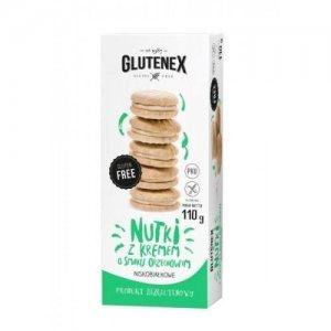 Печенье Glutenex с ореховым кремом PKU 110г