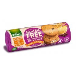 Печенье Gullon овсяное с апельсином и изюмом 180г,  Gullon, Печенье