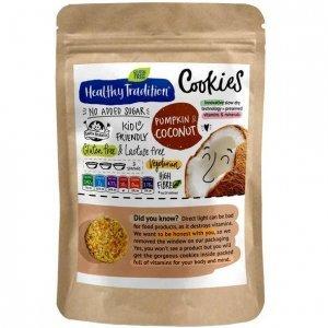 Печенье Healhty Tradition с тыквой и кокосом 90г