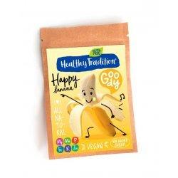 Мини-батончик Healhty Tradition с бананом 20г,  Healthy Tradition, Кондитерские изделия