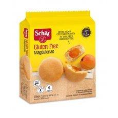 Кексы Dr.Schar с абрикосовой начинкой Магдаленас 200г