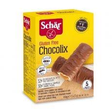 Печенье Schar с карамельной начинкой в шоколаде 110г