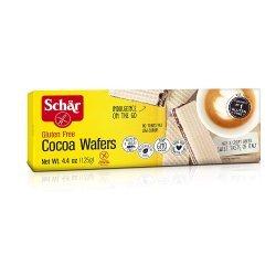 Вафли Dr.Schar с начинкой какао 125г,  Dr. Schär, Вафли
