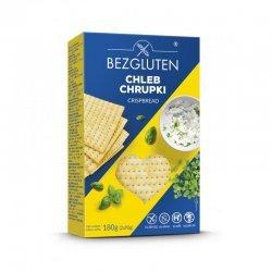 Хлебцы Bezgluten хрустящие 180г,  Bezgluten, Хлебцы