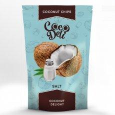 Чіпси кокосові Coco Deli солені 30г