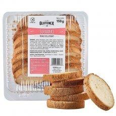 Сухарики Glutenex 150г