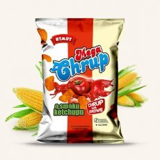 Палочки Rymut кукурузные со вкусом кетчупа 60г