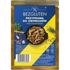 Приправа Bezgluten для картошки 35г