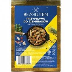 Приправа Bezgluten для картошки 35г,  Bezgluten, Масло, соусы и специи