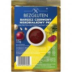 Борщ Bezgluten красный PKU 15г