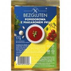Суп Bezgluten з макаронами і томатами PKU 17г