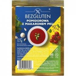 Суп Bezgluten c макаронами и томатами PKU 17г,  Bezgluten, Низкобелковые