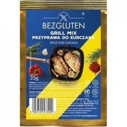Приправа Bezgluten для курицы 35г,  Bezgluten, Масло, соусы и специи