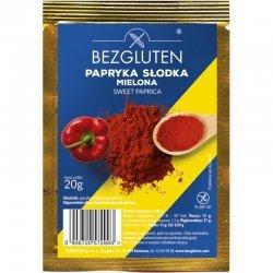 Перец Bezgluten сладкий молотый 20г,  Bezgluten, Масло, соусы и специи