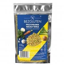Приправа Bezgluten овощная 150г