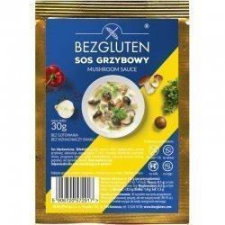 Соус Bezgluten грибной 30г,  Bezgluten, Масло, соусы и специи