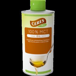 Растительное масло Ceres МСТ 100% 0,5л,  Dr. Schär, Масло, соусы и специи