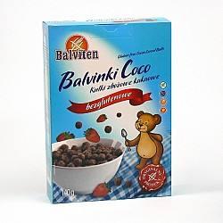 Завтрак Balviten шарики со вкусом какао 140г,  Balviten, Завтраки